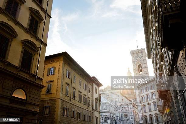 Piazza Del Duomo in the morning
