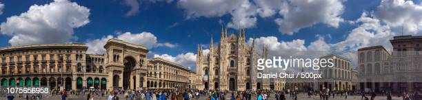 Piazza del Duomo, Milan, Itlay.