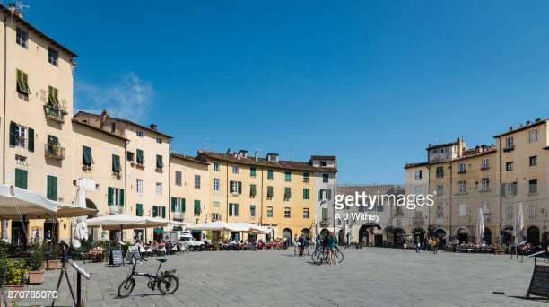 Piazza dell'Anfiteatro, Tuscany