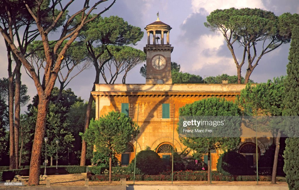 Excellent Piazza Di Siena Garden Of Villa Borghese Rome Lazio Italy With Siena  Garden
