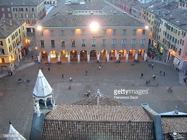 Piazza Grande in Modena