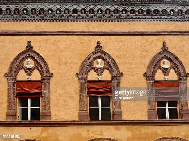 CONTENT] Piazza Santo Stefano Bologna Built between 145155 by Pagno di Lapo Portigiani da Fiesole in a style marking the transition between Gothic...