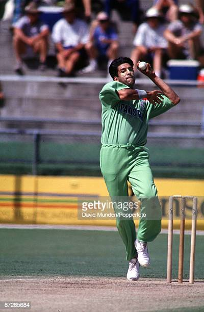 Pic from 1992 World Cup Pak v South Africa at Brisbane