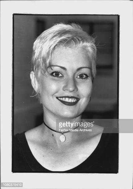 Pic of Nikki Stanfield January 18 1993