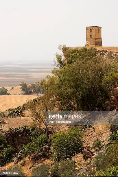 picacho tower - iñaki respaldiza stock pictures, royalty-free photos & images