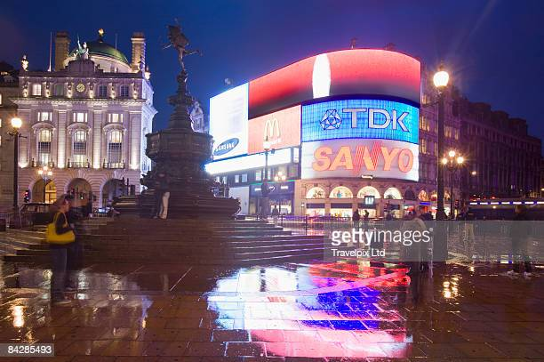 picadilly circus - piccadilly stock pictures, royalty-free photos & images
