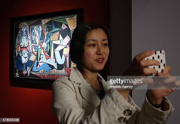 Picasso's painting 'Women of Algiers ' becomes the world's most expensive painting after it fetched $1794 million at Christie's auction house in New...