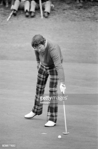 Piccadilly World Match Play Championship at Wentworth Friday 11th October 1974 Hale Irwin