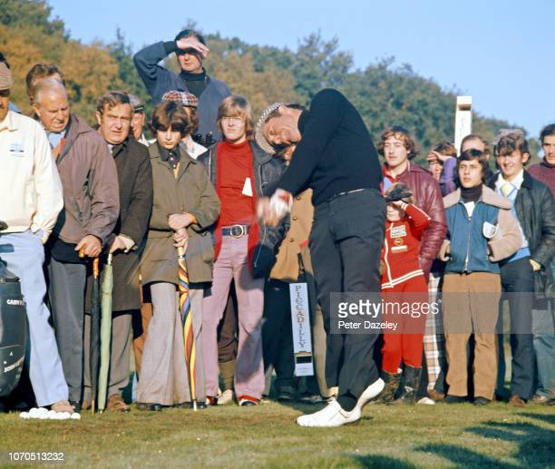 Piccadily world matchplay championship, Gary Player on his way to winning Wentworth