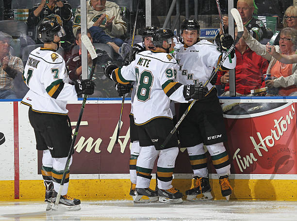 Hamilton Bulldogs v London Knights Photos and Images | Getty