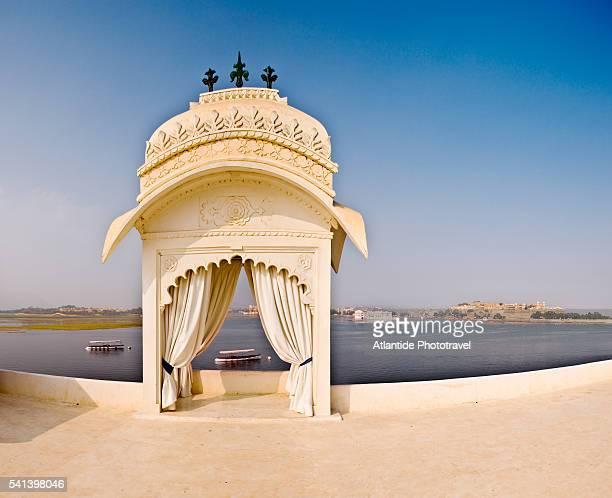 Pichola Lake seen from Jag Mandir Palace