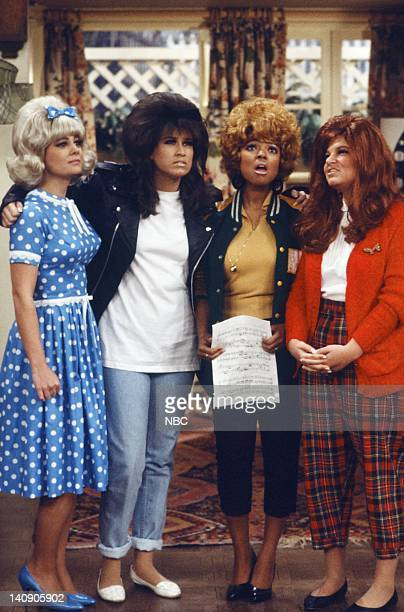 LIFE 62 Pick Up Episode 18 Pictured Lisa Whelchel as Blair Warner/Pinkie Nancy McKeon as Joanna 'Jo' Marie Polniaczek Bonner/Frizzo Kim Fields as...