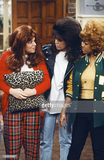 LIFE 62 Pick Up Episode 18 Pictured Mindy Cohn as Natalie Letisha Sage Green/Frenchie Nancy McKeon as Joanna 'Jo' Marie Polniaczek Bonner/Frizzo Kim...