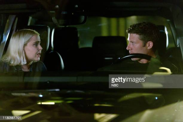 GIRLS 'Pick Your Poison' Episode 204 Pictured Mae Whitman as Annie Marks Zach Gilford as Gregg
