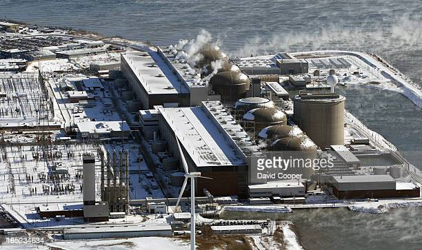 Pickering Nuclear Generating Plant January 15 2004