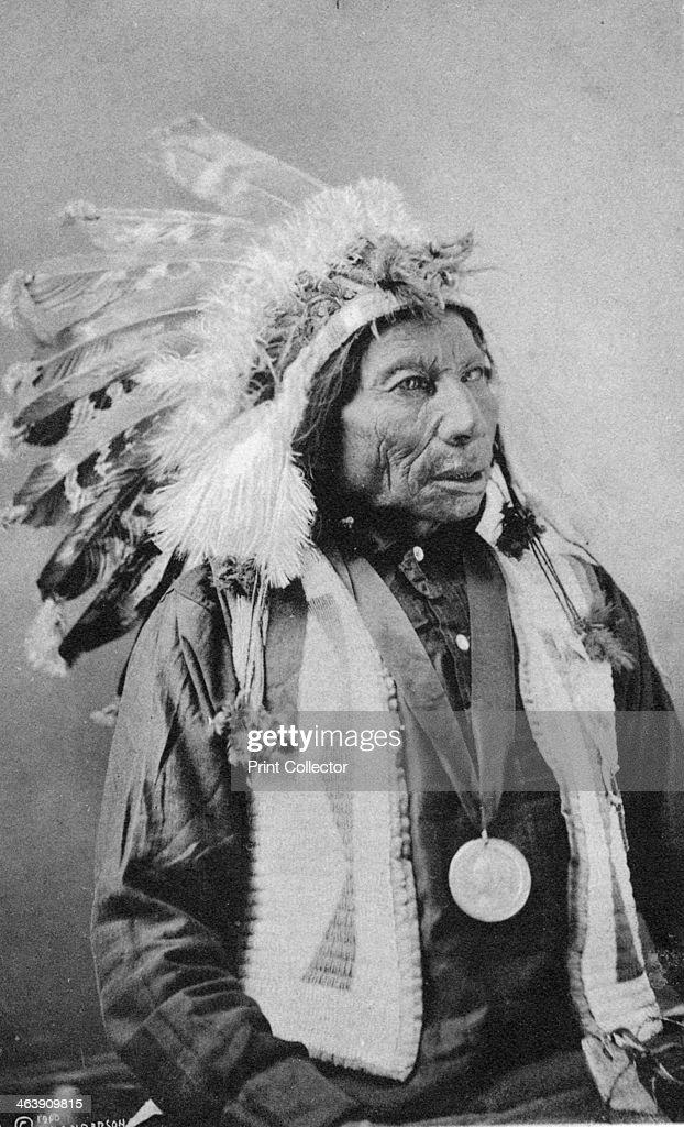 Picket Pin, Dakota Sioux North American Plains Indian, c1900
