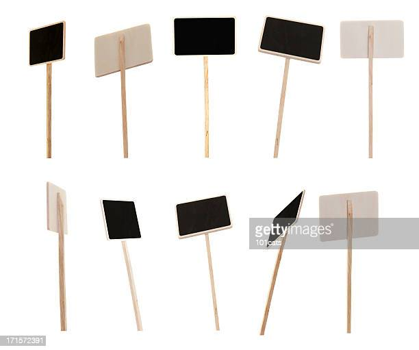picket sign - picket stock pictures, royalty-free photos & images