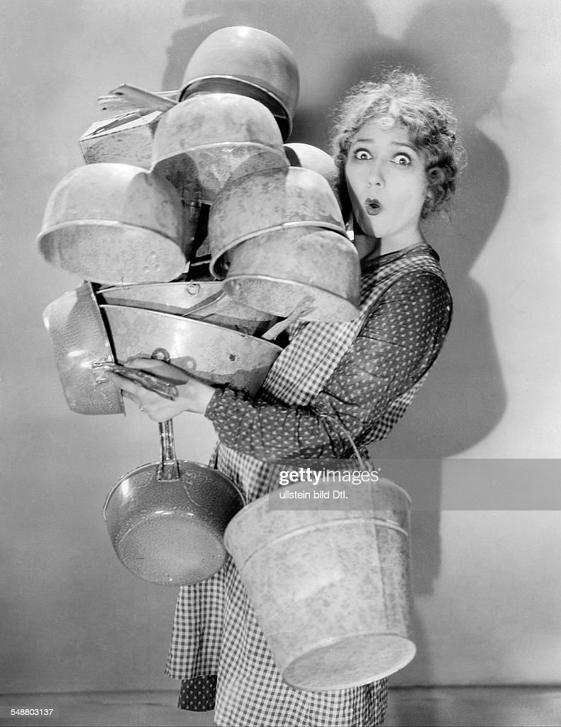 Pickford, Mary - Actress, USA - *08.04.1893-29.05.1979+ Scene from the movie 'My Best Girl' photo: Gregor Kutschuk Directed by: Samuel A. Taylor USA 1927 Film Production: United Artists Vintage property of ullstein bild : News Photo