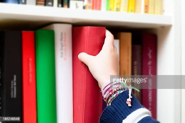 Picking a book