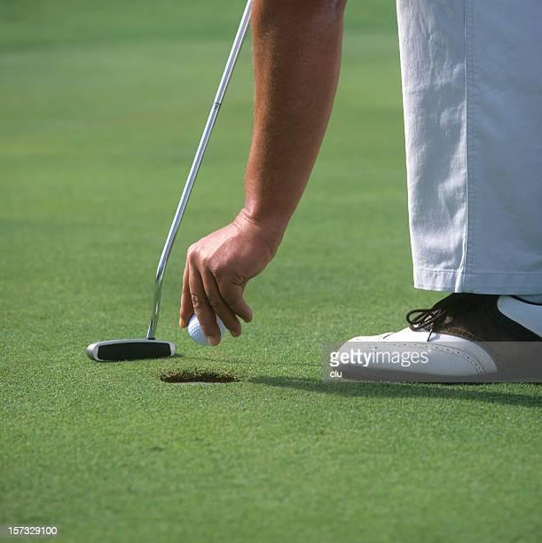 自分の golfball