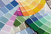 Picking the right paint Paint Sample Color Swatch