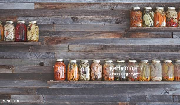 pickle jars for sale - pickled stock pictures, royalty-free photos & images