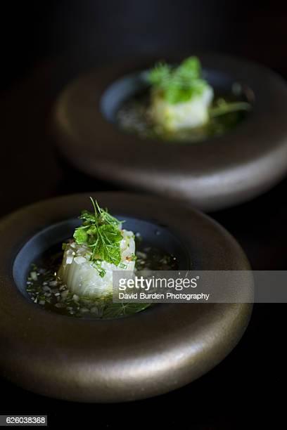 Pickled Cabbage Bites