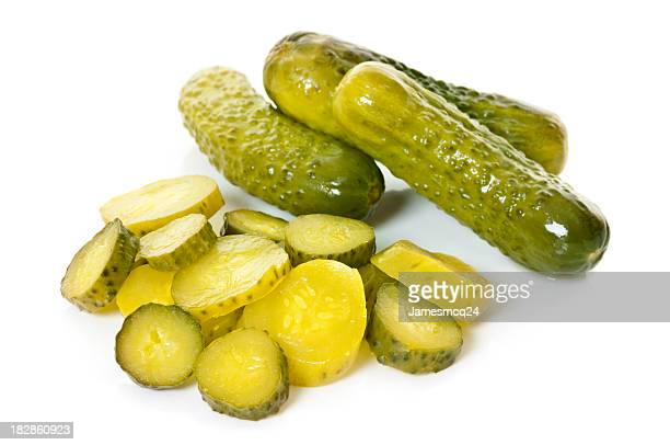 Pickles and Pickle Slices