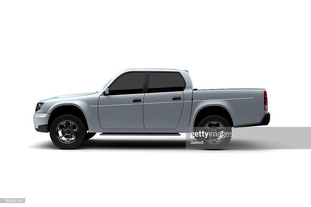 Pick-up Truck : Stock Photo