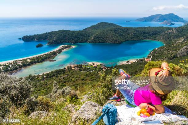 Picknick in der Ölüdeniz