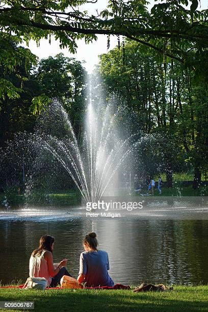 Picnic in Vondelpark