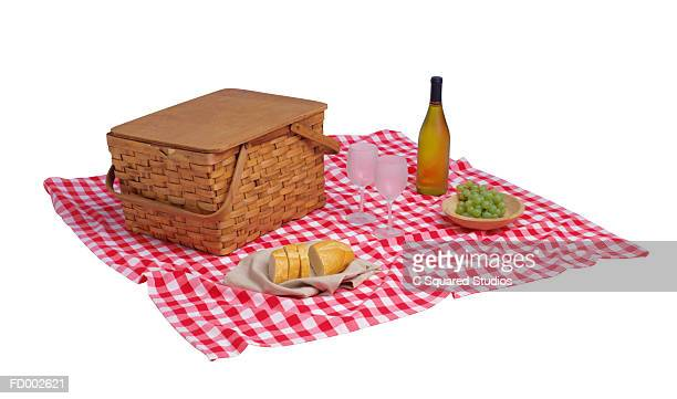 picnic - picnic blanket stock pictures, royalty-free photos & images