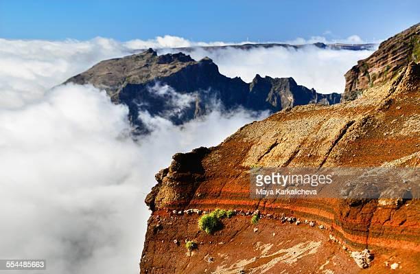 Pico Arieiro, Madeira island, Portugal