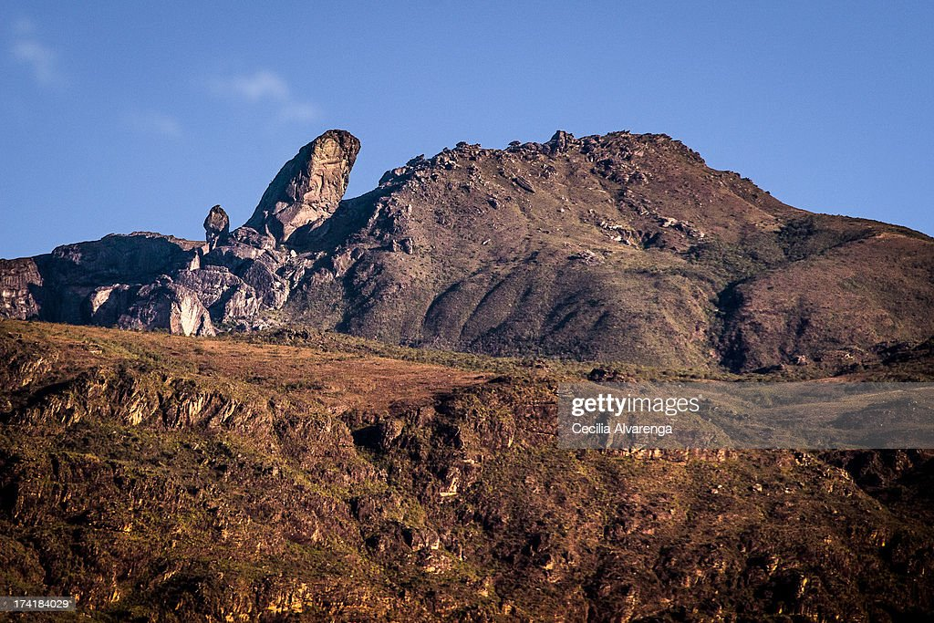 Pico do Itacolomi - Ouro Preto : Stock Photo
