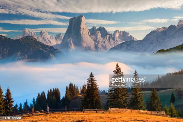 picos de europa national park. asturias, spain - asturias stock pictures, royalty-free photos & images