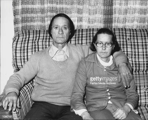 Pics Keith and Anne Chamberlain at their Heckenberg homeMr Keith Chamberlain and his wife Anne whose 18 year old son Rock told then he escaped from...