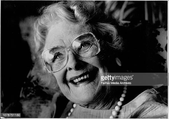 Pics of 85 years old Actress Queenie Ashton. Queenie Ashton. The ...
