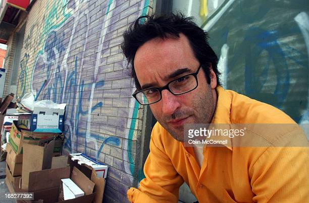 05/23/03 TORONTO ONTARIO pics of actor don mckellar who is the star in new film the event its a seriu=ous study in the life and death of an aids...