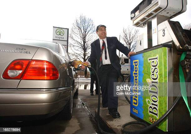 03/2/04 pics of canadas ist retail biodiesel station that opened in unionville Biodiesel is a renewable vegetable based fuel that can be used in any...