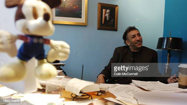 pics of elfarouk khaki to go with profile on this gay immigration lawyer who is the winner of 2007 lesbian and gay community appeal foundation...