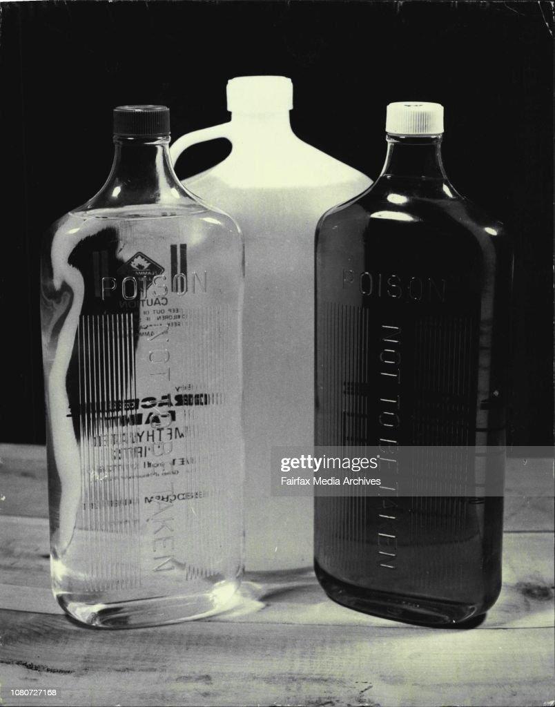 Pics of Graceline Turpentine, Kero and methylated spirit