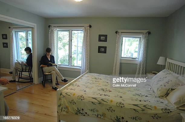 pics of larry mannell and his wife jill harland inside and outside their home in the beach also in pics are their dogs emma11yrs and the little white...