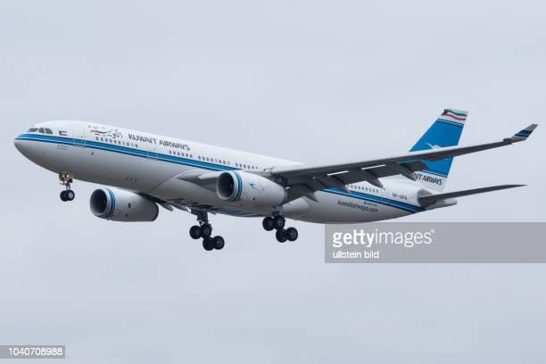 9KAPA Kuwait Airways Airbus A330243
