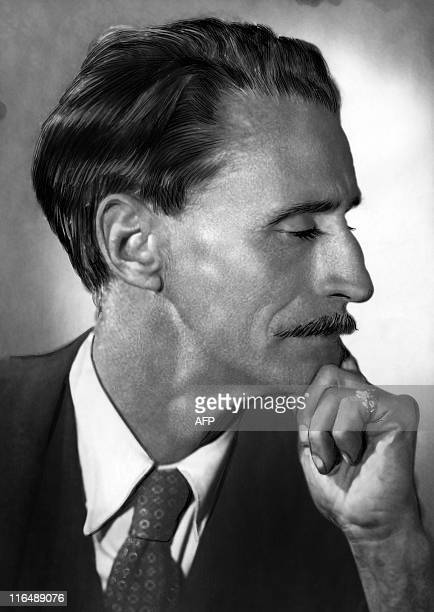 Picture dated in January 1935 of Henry de Monfreid Henry de Monfreid was a French adventurer and author Born in Leucate Aude France he was the son of...