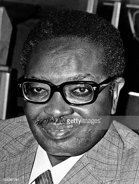 Picture dated on September 11 1973 of Agostino Neto President of Angola António Agostinho Neto served as the first President of Angola leading the...