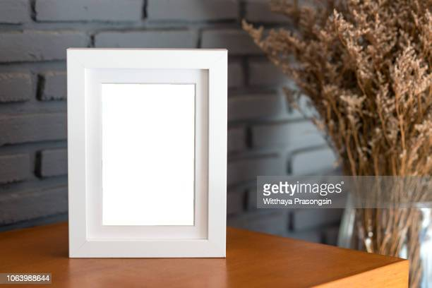 picture frame - photography stockfoto's en -beelden