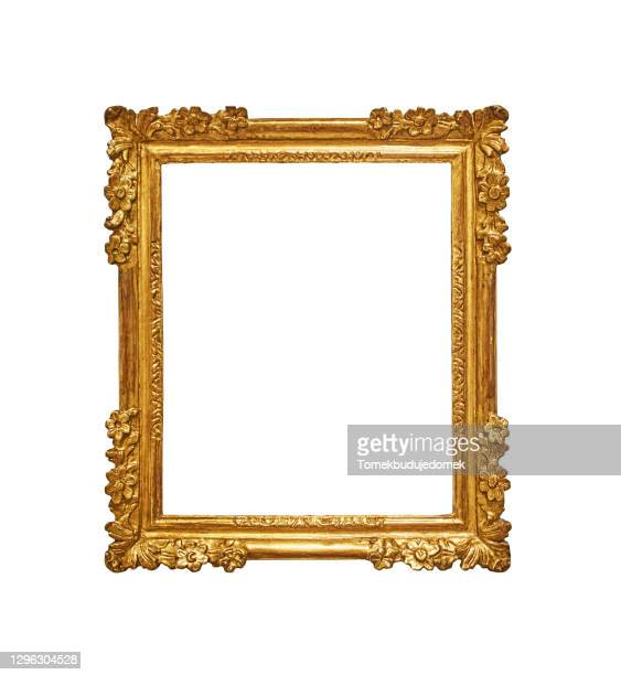 picture frame - art gallery stock pictures, royalty-free photos & images