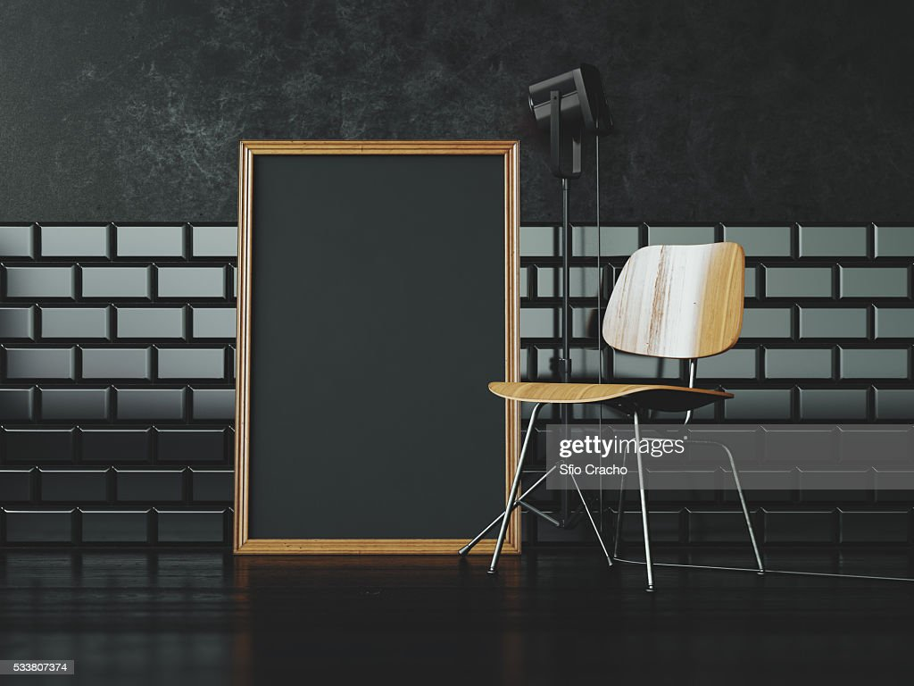 Picture frame : Foto stock