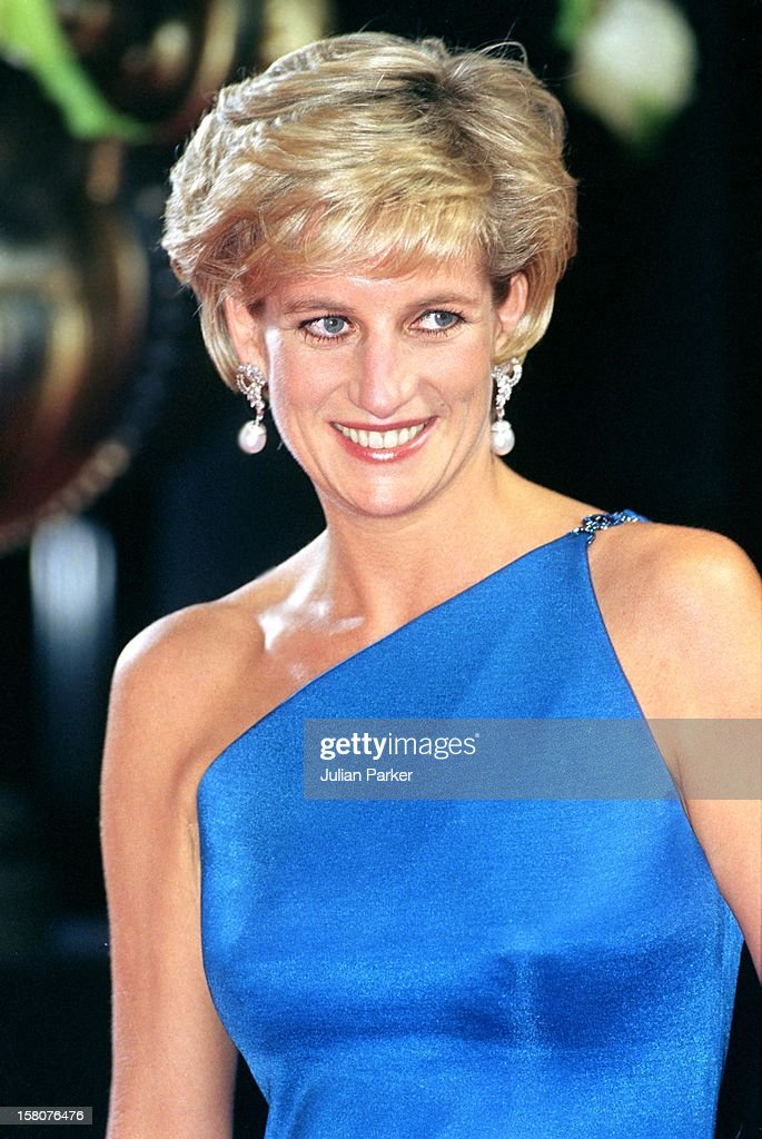 Diana, Princess Of Wales In Sydney, Australia : News Photo