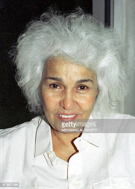 A picture from the 1990s shows Egypt's most prominent feminist Nawal ElSaadawi Medical doctor activist and author of several books on women's issues...